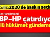 UBP-HP hükümeti çatırdıyor! 3'lü hükümet ve erken seçim kulislerde konuşuluyor!