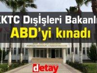 Dışişleri Bakanlığı'ndan, TC Dışişleri Bakanlığı'na destek