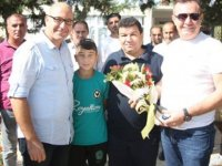 Ali Çetin'den İade-İ Ziyaret..!