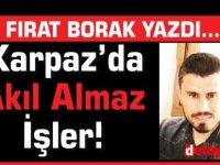 """Borak: Karpaz'da """":Karantina Bölgesinde"""" toptancılar peşin para istiyor! Bu kabul edilemez!"""