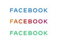 Facebook yeni logosunu tanıttı: Her uygulamada farklı renk