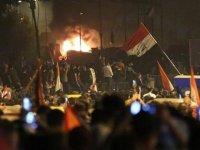Irak'taki eylemlerde  5 günde 23 kişi öldü