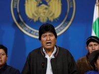 Morales'ten kendini başkan ilan eden senatöre: Tarihin en sinsi ve kötü darbesi yapıldı