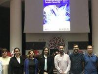 """DAÜ'de """"5. Moleküler Biyoloji ve Genetik Kariyer Günü"""" etkinliği gerçekleştirildi"""