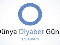 Bugün 14 Kasım Diyabet Günü