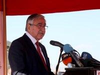 """Akıncı """"Kıbrıs'ta adil ve eşitlikçi bir çözümün ne kadar büyük bir ihtiyaç olduğunu biliyor ve görüyoruz"""""""