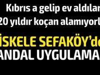 İskele Sefaköy'de karışlık işler! Koçan yok! Komite ise mahkemelik!