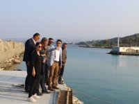 Yedidalga Limanı'nda inceleme