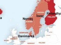 İskandinav ülkelerinde kişi başına düşen milli gelir ne kadar?