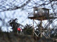 """'Kaçak göç'e karşı geçişlere gözaltı"""""""