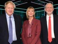 İngiltere seçimi: Boris Johnson ve Jeremy Corbyn ilk kez canlı yayında karşı karşıya geldi
