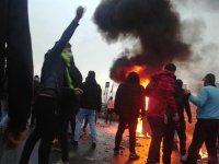 İran'da Eylemcilere İdam Tehdidi