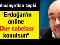 """""""Erdoğan'ın önüne 'Dur tabelası' konulsun"""""""