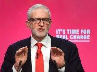 İngiltere'de İşçi Partisi'nden 'yeşil sanayi devrimi' sözü