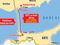 """""""Girne'den yol bağladık Anadolu'ya""""...Şimdi de doğalgaz boru hattı!"""