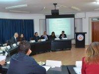 DAÜ İşletme ve Ekonomi Fakültesi ilk danışma kurulu toplantısını gerçekleştirdi