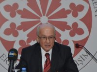 DAÜ'de genç diplomatlar Kıbrıs sorunu konusunda bilgilendirildi