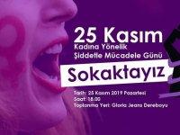 Kadınlar sokağa çıkıyor! Bu akşam Lefkoşa'da Dereboyunda buluşacaklar..