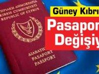 Güney Kıbrıs'ta Pasaportlar Değişiyor