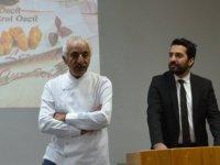 Ali Özçil ve İhsan Erol Özçil DAÜ Turizm Fakültesi'nde söyleşi gerçekleştirdi