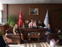DAÜ'den Türkiye Mersin ve Adana İl Milli Eğitim Müdürlüklerine ziyaret