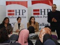 """HP'den """"Kadına Yönelik Şiddete Karşı Mücadele Günü"""" etkinliği"""