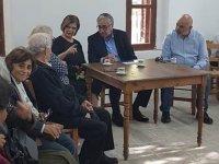 Cumhurbaşkanı Akıncı, Lefkara Evi'ni ziyaret etti