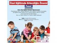 """Girne Belediyesi """"Özel Eğitimde Erkenliğin Önemi"""" konulu panel düzenliyor"""