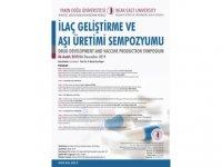 Yakın Doğu Üniversitesi'nde İlaç Geliştirme ve Aşı Üretimi Sempozyumu düzenleniyor