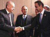 """Mitsotakis: """"Türkiye - Yunanistan ilişkisindeki zorluklar iyi niyetle aşılabilir"""""""