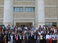 6. Tıbbi ve Aromatik Bitkiler Dünya Kongresi (Wocmap 2019) Bafra'da Yapıldı…