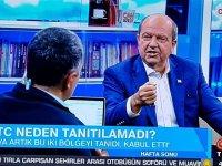 'Ezberi bozduk, Türkiye'nin çıkarları KKTC'nin çıkarlarını koruyacaktır'