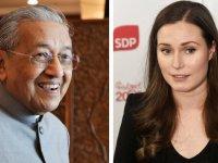 Dünyanın en yaşlı başbakanından en gencine tavsiye: Yaşlı insanları dinle