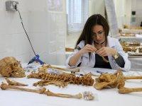 Kuzey Lefkoşa'da kayıp üç Kıbrıslı Rum'un kalıntılarına ulaşıldı