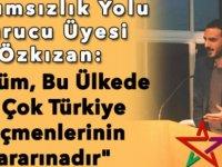 """""""Çözüm, Bu Ülkede En Çok Türkiye Göçmenlerinin İşine Gelir"""""""