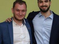 CTP Gençlik Örgütü Lefkoşa İlçesi başkanı Ali Çakmak oldu