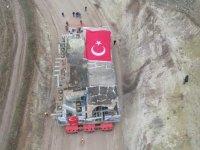 Hasankeyf'ten taşınacak son tarihi eser: Er-Rızk Camisi yola çıktı