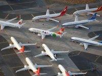Boeing'den üretimi durdurma kararı