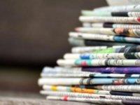 #COVİD-19 KKTC'de Gazetelerin yarısı halen rafta yok!