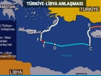Kıbrıs Cumhuriyeti'nden Türkiye'ye Libya kınaması