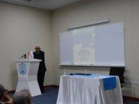 """""""Doğu Akdeniz ve KKTC'de Tersanecilik"""" Girne Üniversitesi'nde konuşuldu"""