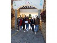 SOS Çocuk Köyü'ne DAÜ Mimarlık Fakültesi'nden anlamlı davranış