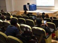 LAÜ İletişim Bilimleri Fakültesi Yeni Medya ve Gazetecilik Bölümü öğrencileri atölye etkinliği düzenledi
