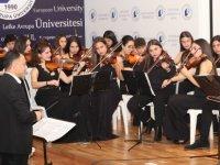 Genç Yetenekler Production'dan 2019'un son konseri LAÜ'de büyük beğeni topladı