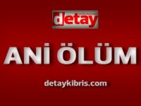 Ozanköy'de ani ölüm