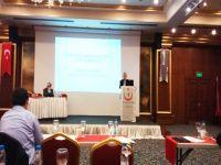"""YDÜ Eczacılık Fakültesi """"Türkiye'de Klinik Araştırmalar Çalıştayı""""'nda temsil edildi"""
