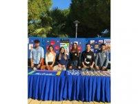 LAÜ öğrencilerinden sokak hayvanları için sosyal sorumluluk projesi