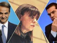 Yunanistan'da yeni Cumhurbaşkanı belirleniyor: Çipras'tan Miçotakis'in adayına destek