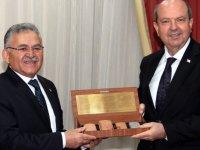 Tatar: KKTC ile Türkiye Doğu Akdeniz'de birlikte hareket ediyor