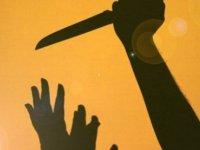 Gazimağusa'da yaralama